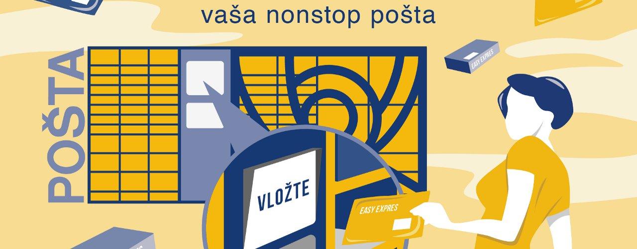 fa0d63f966 Na Slovensku nájdete 45 BalíkoBoxov od Slovenskej pošty.